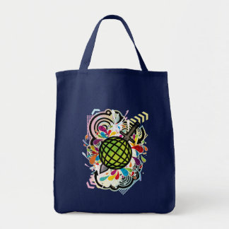 THE_WORLD_IS_MINE TOTE BAG