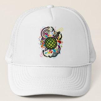 THE_WORLD_IS_MINE TRUCKER HAT