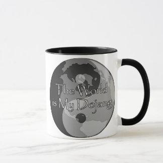 The World Is My Dojang Mug