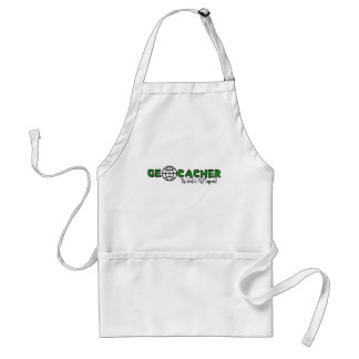 The World is My Playground! Adult Apron