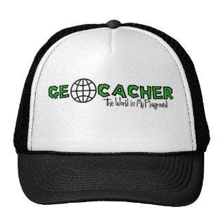 The World is My Playground! Trucker Hat