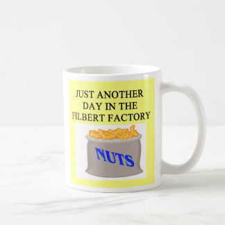 the world is nuts., the world is nuts. mug
