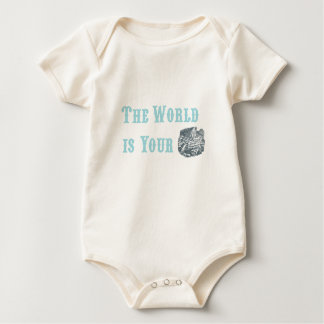 The World is Your Oyster Baby Bodysuit