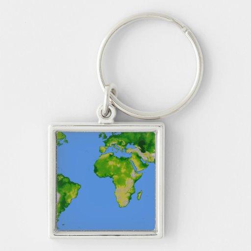 The World Keychains