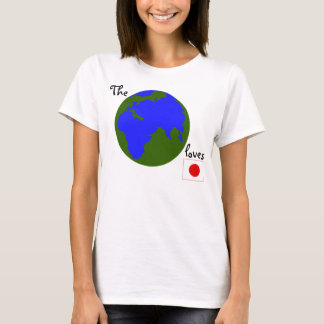 The World Loves Japan Babydoll Shirt
