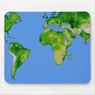 The World Mouse Pad