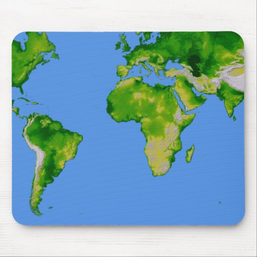 The World Mouse Pads