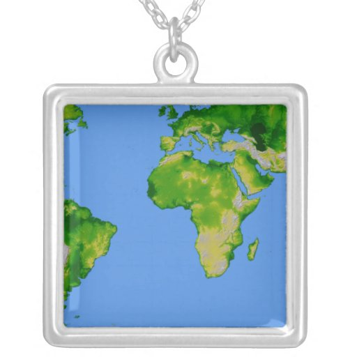 The World Personalized Necklace