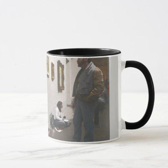 the World of Art Mug