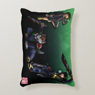The World of Chiinferno pillow Accent Pillow