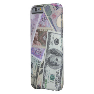 The World of Money Barely There iPhone 6 Case