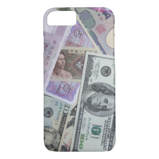 The World of Money iPhone 8/7 Case