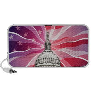 The World of Politics iPod Speaker