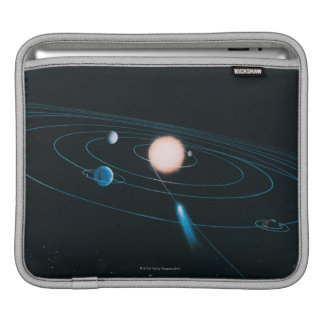 The World of the Inner Solar System iPad Sleeve
