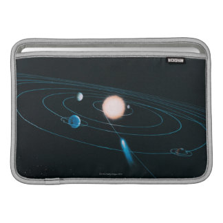 The World of the Inner Solar System MacBook Sleeve