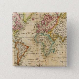 The World on Mercator's Projection Button