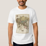 The World on Mercator's projection, eastern part Tee Shirt
