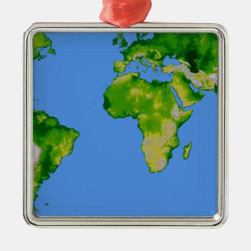 The World Christmas Ornament