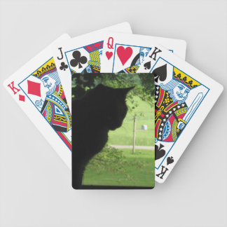 The World Outside Bicycle Playing Cards