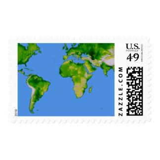 The World Postage