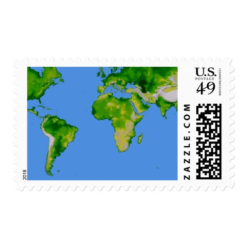 The World Postage Stamp