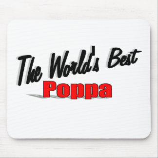 The World s Best Poppa Mousepad