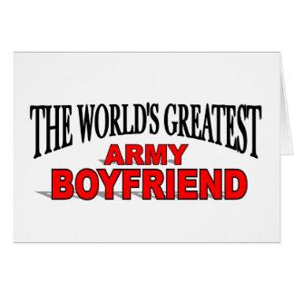 The World s Greatest Army Boyfriend Cards
