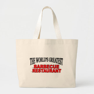 The World s Greatest Barbecue Restaurant Tote Bag