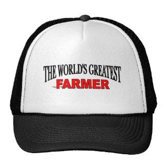 The World s Greatest Farmer Hat