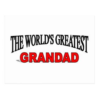 The World s Greatest Grandad Post Cards