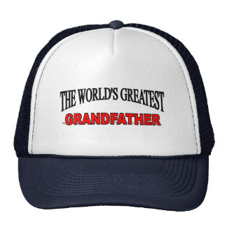 The World s Greatest Grandfather Hats
