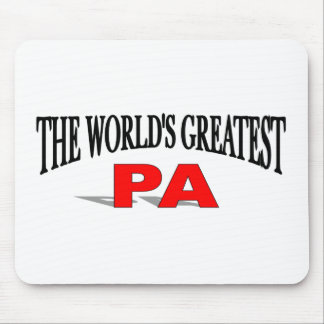 The World s Greatest Pa Mouse Mats
