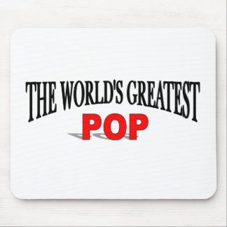 The World s Greatest Pop Mouse Mats