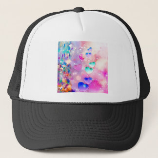 The world seeks love from the bottom of the heart trucker hat