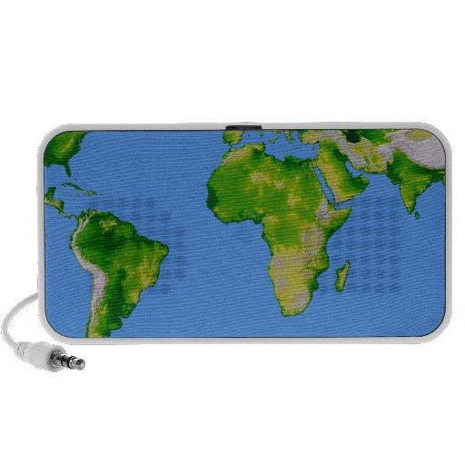 The World Portable Speaker