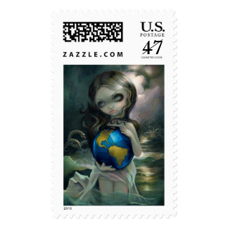 """""""The World"""" Stamps"""