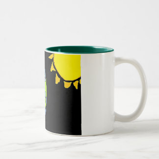 The World,Sun And Moon Cup