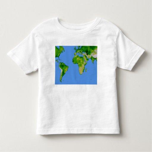 The World Toddler T-shirt