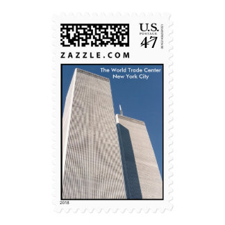 The World Trade Center Postage