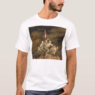 The World War II Iwo Jima Memorial Arlington VA T-Shirt