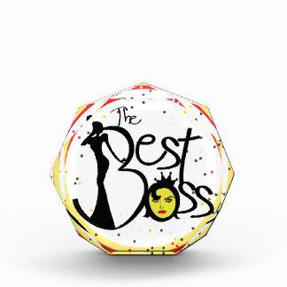 The World's Best Boss Award