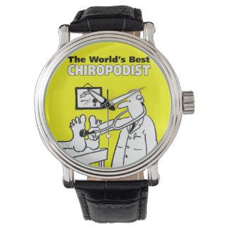 The World's Best Chiropodist Watch