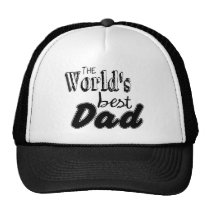 The World's Best Dad Hat