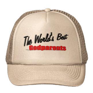The World's Best Godparents Trucker Hat