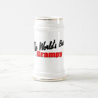 The World's Best Grampy Beer Stein