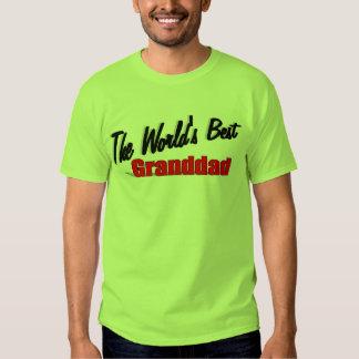 The World's Best Granddad Tee Shirt