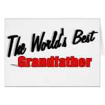 The World's Best Grandfather Cards