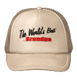 The World's Best Grandpa Trucker Hat
