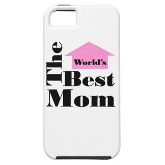 The World's Best Mom iPhone SE/5/5s Case