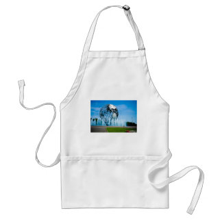 The Worlds Fair Adult Apron